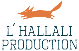 Logo L'Hallali Production : La Fabrique Musicale