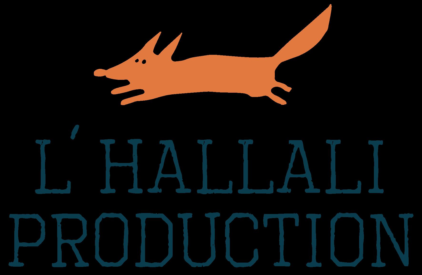 Logo L'Hallali Production : La Fabrique Musicale